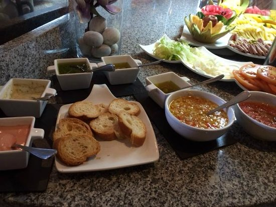 NH Punta Cana : breakfast
