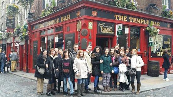 SANDEMANs NEW Europe - Dublin: Temple Bar - Varona's Institute