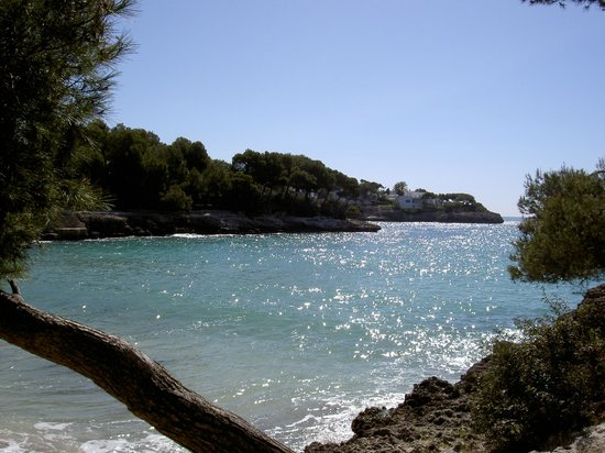 Gavimar Cala Gran Costa del Sur Hotel & Resort: This beach is 5 minutes walk away with access from the Hotel