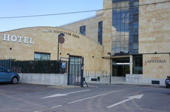 Hotel IBB Recoletos Coco Salamanca: Edificio Principal