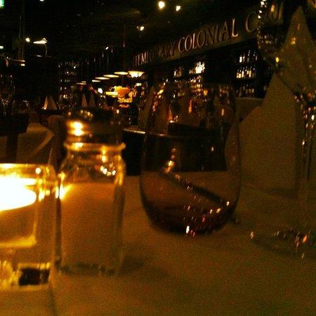 restaurant bild von ivory club frankfurt am main tripadvisor. Black Bedroom Furniture Sets. Home Design Ideas