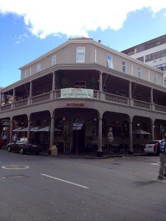 Long Street Boutique Hotel: Location on Long Street