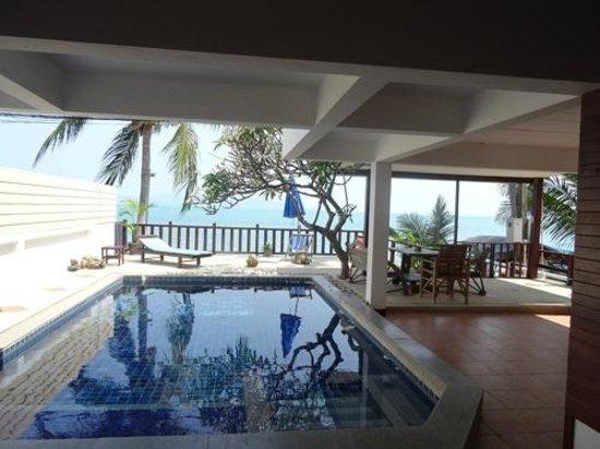 Florist Resort: Private Pool Seaview