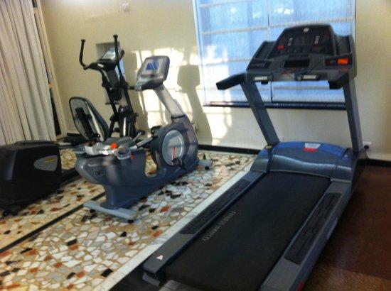 Mirage Hotel: Gym