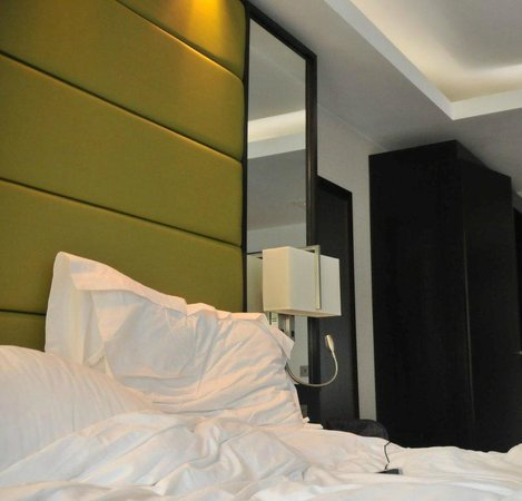 The Montcalm at the Brewery London City: Room interior 1