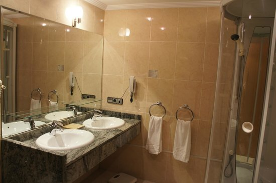 Hotel IBB Recoletos Coco Salamanca: Baño