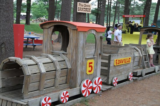 Edaville Railroad: Playground
