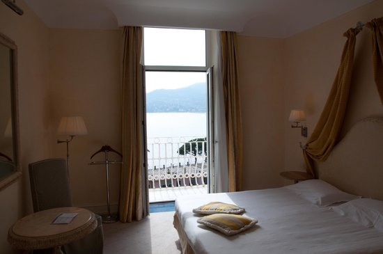 Grand Hotel Bristol Resort & Spa : Chambre vue mer