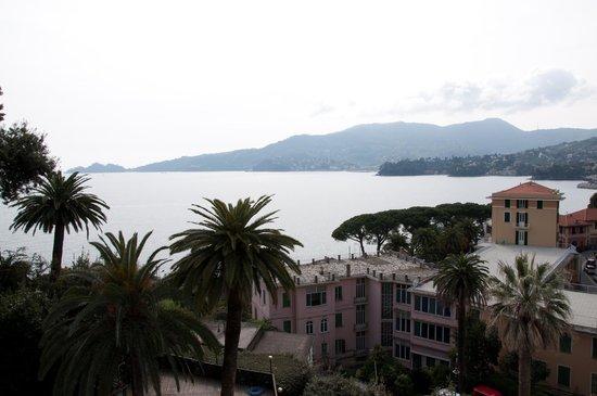 Grand Hotel Bristol Resort & Spa : Vue du balcon