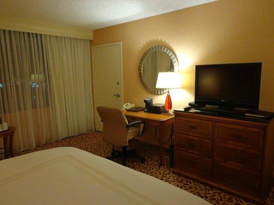 Torrance Marriott Redondo Beach: Chambre