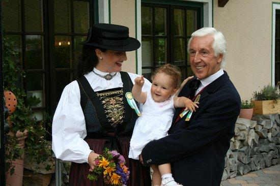 Pfefferkorn's Hotel: Familie Pfefferkorn