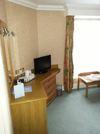 Preston Park Hotel: Bedroom