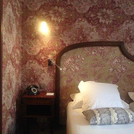 Hotel Joséphine by HappyCulture : Ett av våra två rum
