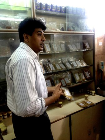 Mehar Chand and Sons: owner
