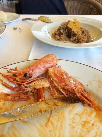 Talaso Atlantico: arroz con marisco