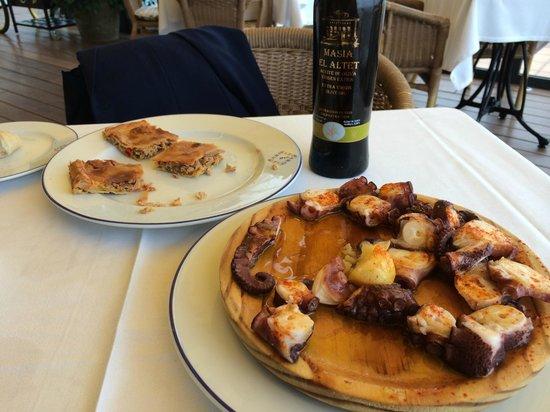 Talaso Atlantico: Pupito y Empanada