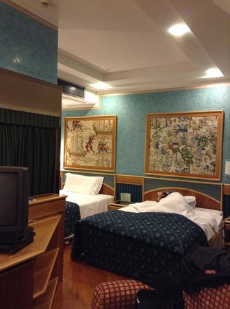 Brunelleschi Hotel: La nostra stanza