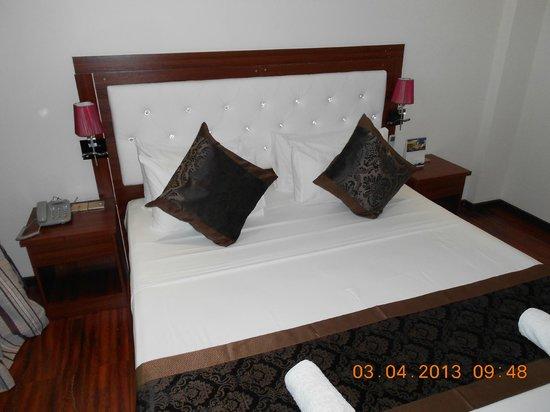 Sun Tan Beach Hotel : Room