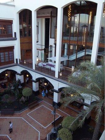 H10 Rubicón Palace: Reception