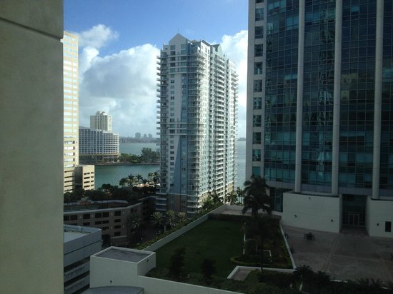 JW Marriott Miami: View from room