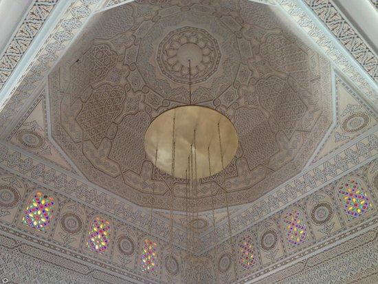 Domaine Rosaroum: Plafond