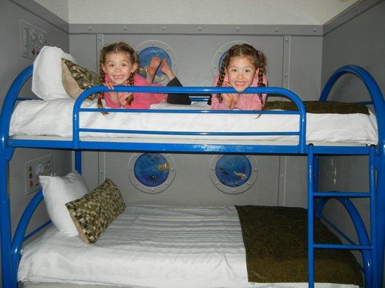 BEST WESTERN Agate Beach Inn: Love this bed!