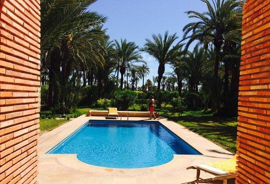 Domaine Rosaroum: piscine