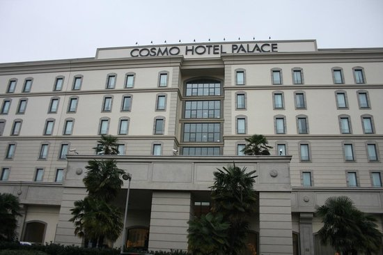 Cosmo Hotel Palace Cinisello