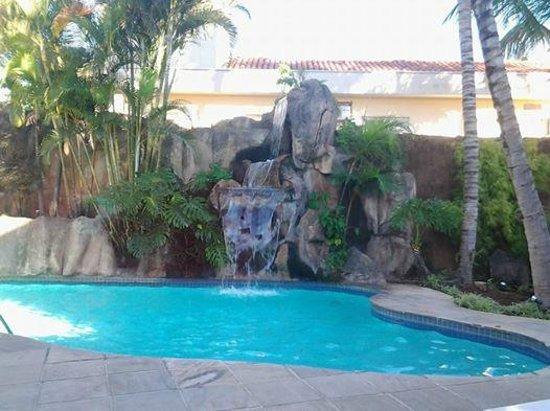 Hotel Colonial Plaza: Piscina do hotel