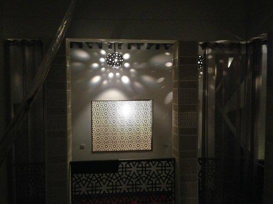 Riad Origines : Le riad de nuit