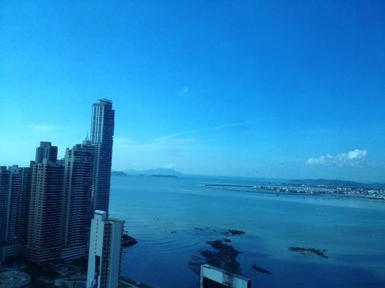 Hard Rock Hotel Panama Megapolis: View from the room