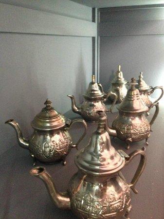 Riad Origines : Vous prendrez un thé à la menthe ?
