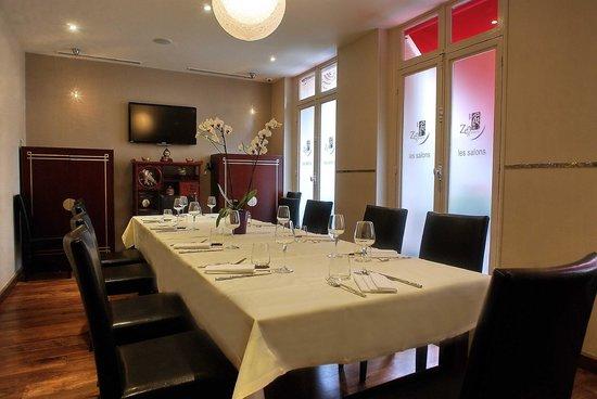 Zen Garden Restaurant : Les salons du premier étage