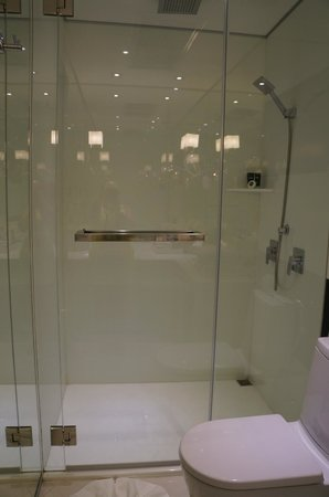 BYD Lofts Boutique Hotel & Serviced Apartments: Shower