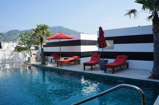 BYD Lofts Boutique Hotel & Serviced Apartments: Lovely pool