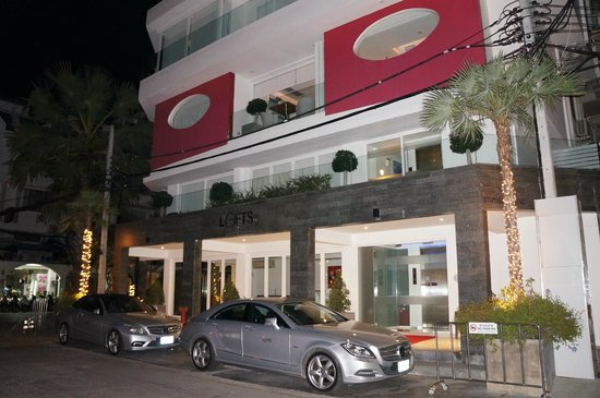 BYD Lofts Boutique Hotel & Serviced Apartments: One of the BYD buildings (there are 3)