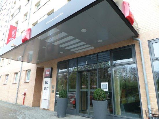 Ibis Berlin City Potsdamer Platz: Hotel