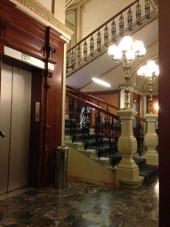 Hotel Kummer: Lobby