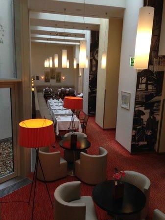 Hotel Kummer: Dining Room