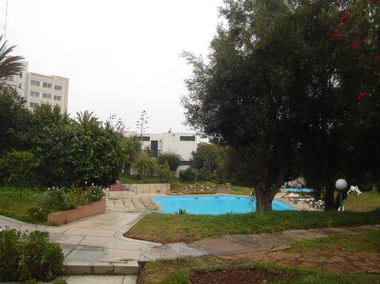 Hotel Royal Agadir : The unheated pool was clean