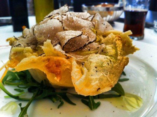Quattro: Truffle Pasta