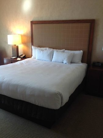 Hyatt Regency Calgary: King Bed