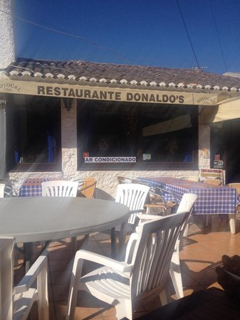 Donaldo's: Friendly and welcoming