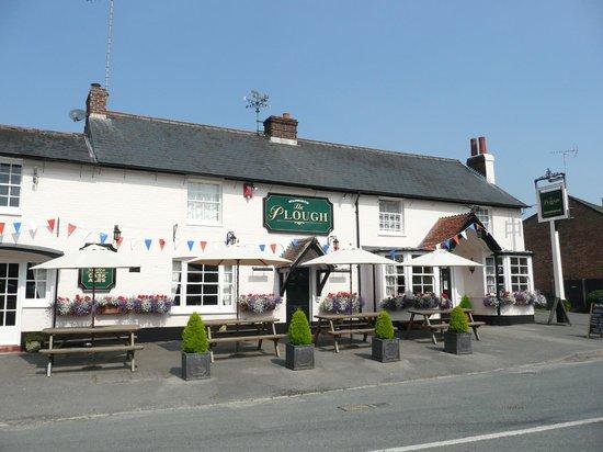 The plough inn restaurant marlborough restaurant for Fish restaurant marlborough