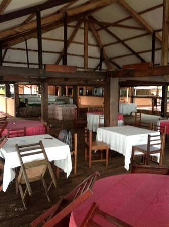 Sunset Beach Hotel : Ristorante