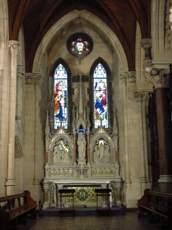 Cobh Cathedral: Altar, St Colman's Cathedral, Cobh, Ireland