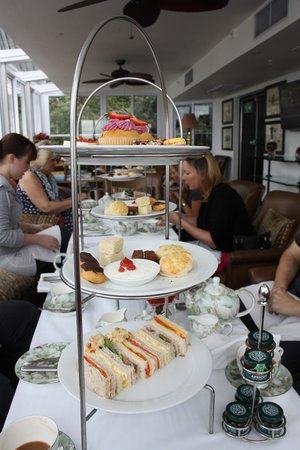 The Twelve Apostles Hotel and Spa : Afternoon Tea