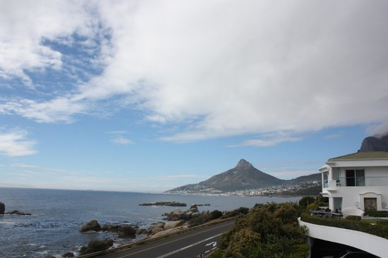 The Twelve Apostles Hotel and Spa : Room View