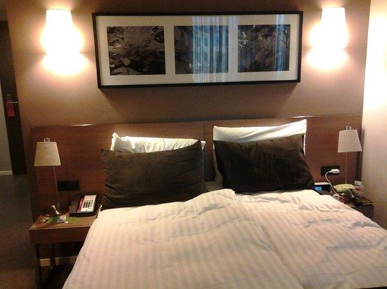 Adina Apartment Hotel Berlin Mitte : standard double room