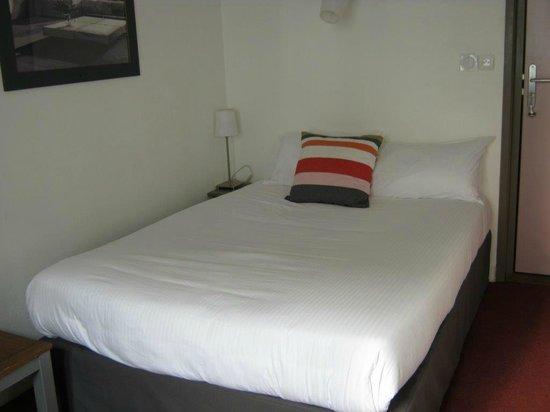 Hotel des Alpes: Comfortable